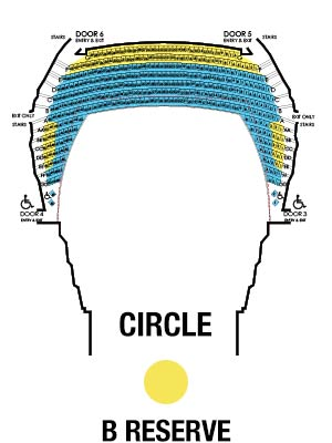 The State Theatre Circle Map