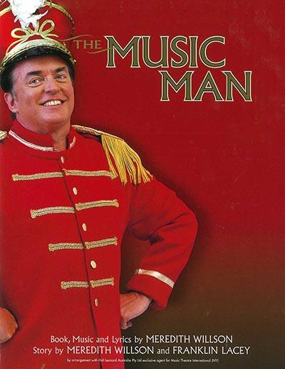 The music man artwork
