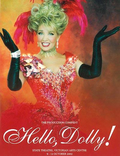 Hello Dolly artwork