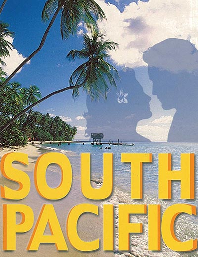 South Pacific artwork