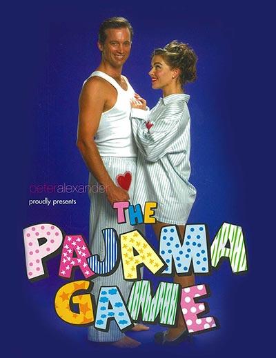 The Pajama game artwork