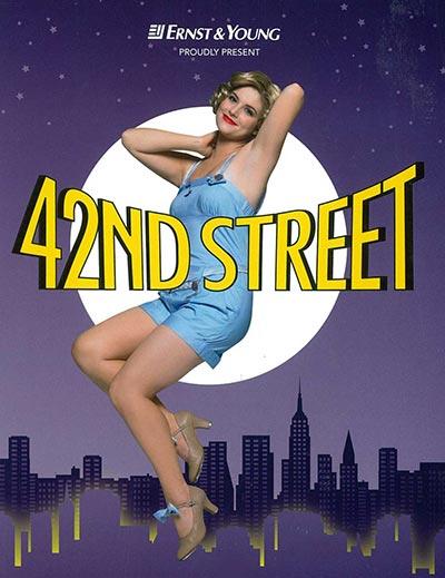 42nd Street artwork