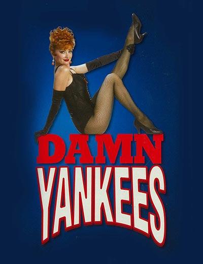 Damn Yankees artwork