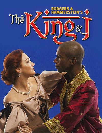 The King and I artwork
