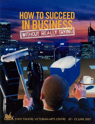 How To Succeed In Business - artwork